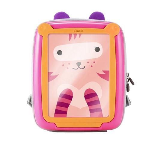 Benbat Plecak GoVinci Pink Orange GV408