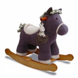 Little Bird Told Me Konik Na Biegunach Bobble & Pip