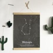 plakat_bliznieta_oprawa_stylove