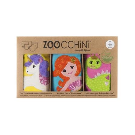 Zoocchini Majtki Treningowe Girl 2-3 Fairy
