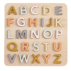 Kids Concept NEO Puzzle Drewniane Alfabet