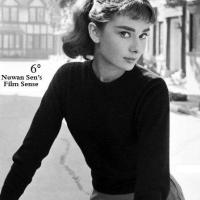 Six Degrees of Separation : Audrey Hepburn to ….