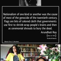 Quoting Quotes of the Brilliantly Famous – Arundhati Roy