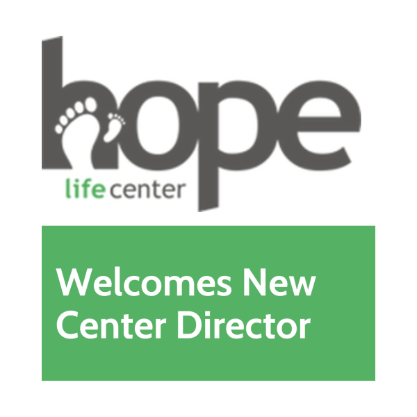 Congratulations to the First Ottawa Center Director for Hope Life Center