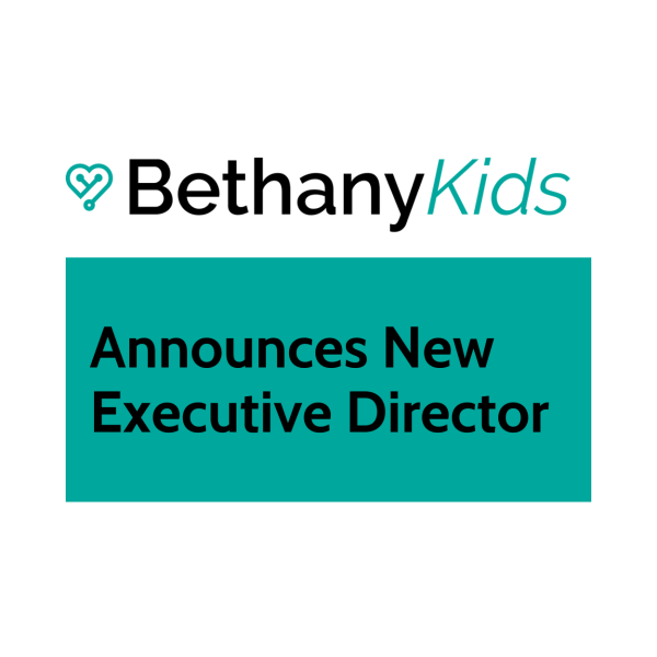Bethany Kids Welcomes New Executive Director