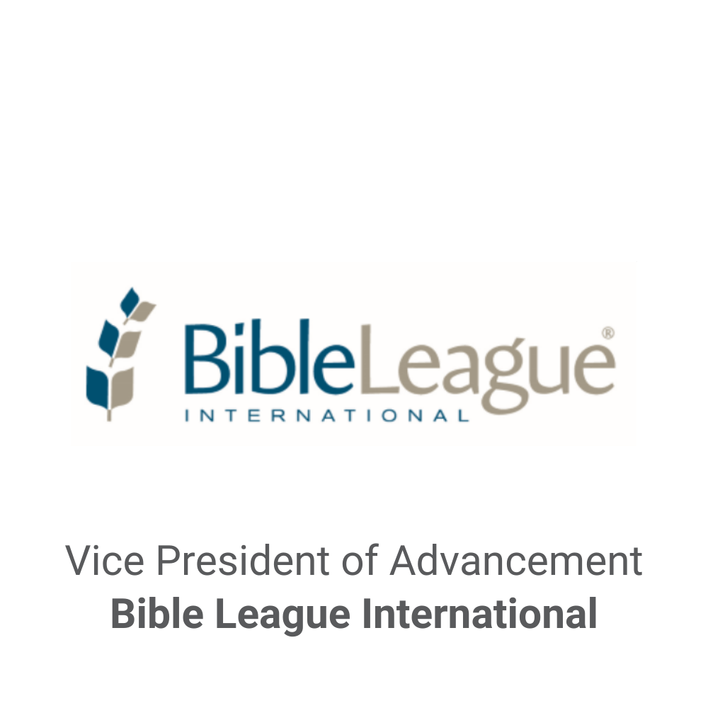 Vice President of Advancement Executive Search_Bible League International DB&A Executive Search