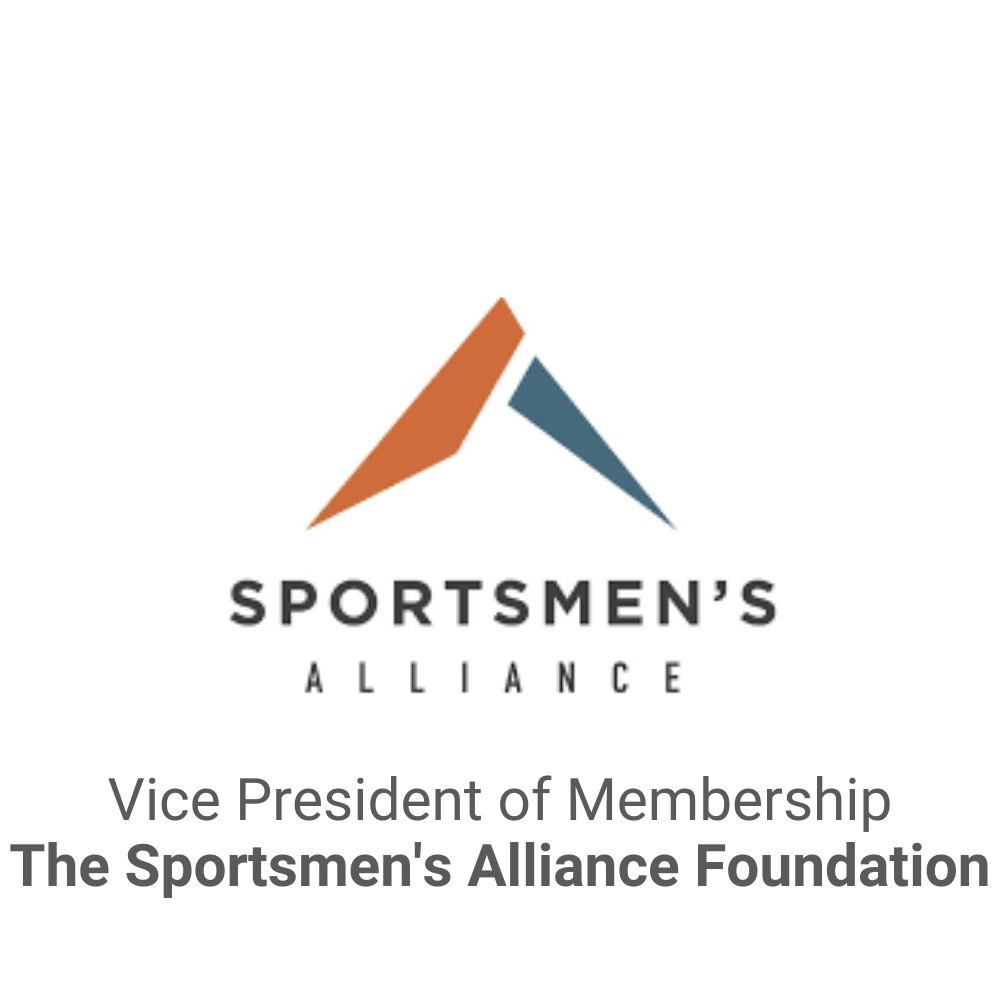Vice President of Membership Executive Search_The Sportsmen's Alliance Foundation DB&A Executive Search