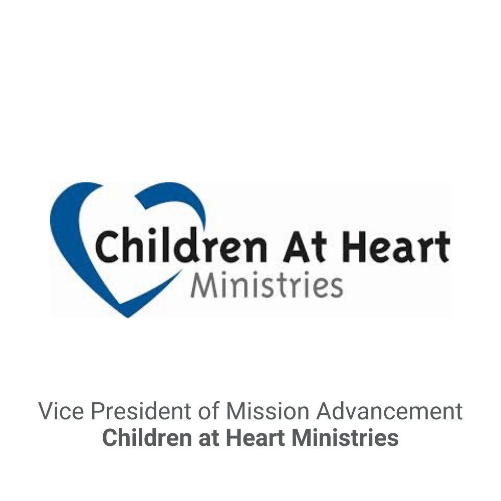 Vice President of Mission Advancement Executive Search_Children at Heart Ministries DB&A Executive Search