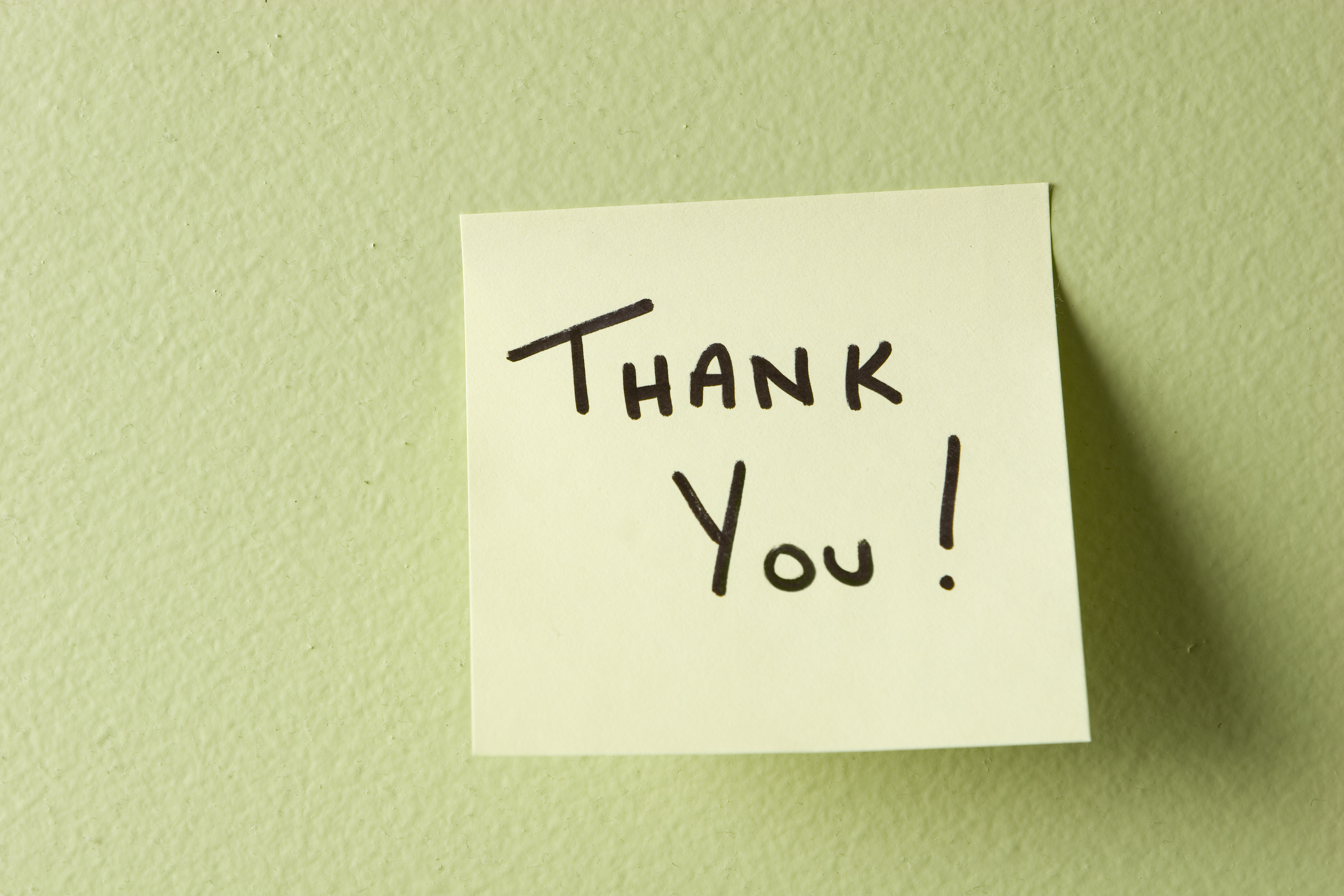 These 12 Ways To Thank Donors Will Keep Them From Saying
