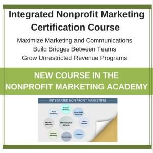 Integrated Nonprofit Marketing