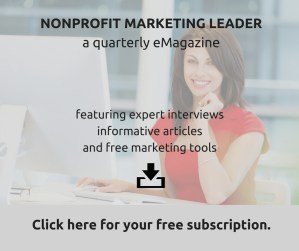 Nonprofit Marketing Leader