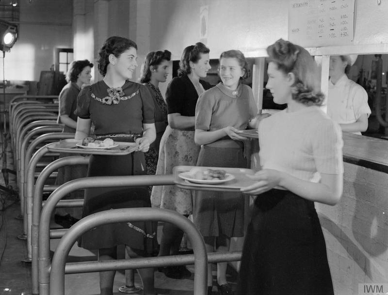 CSR: Workers Welfare at a Royal Ordnance Factory- Life at Rof Bridgend, January 1942 D6233.jpg