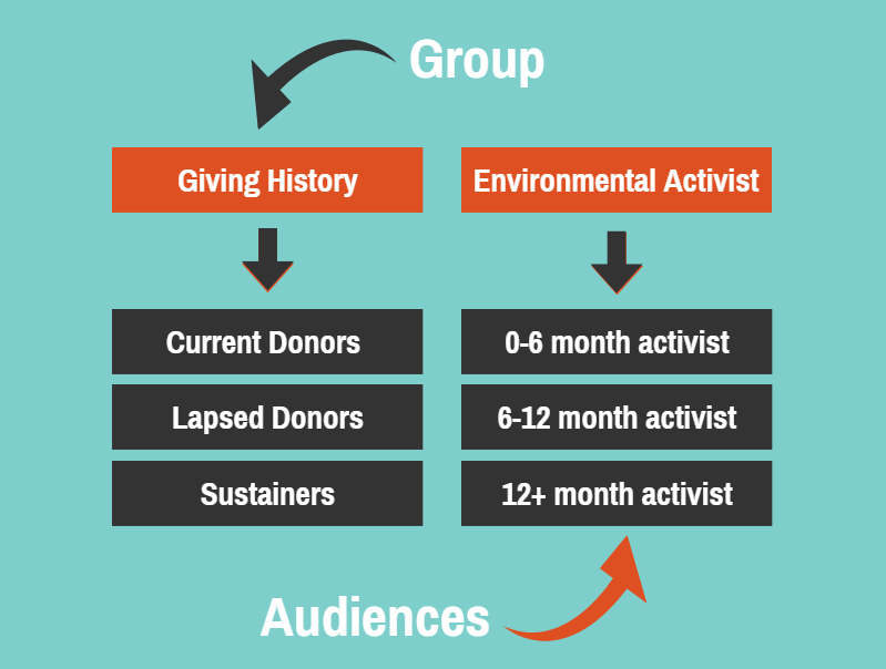 online fundraising ideas custom facebook audience EDF