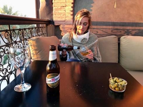 at Kosy Bar