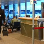 Why Hovering at the Boarding Gate Is Bad Airport Etiquette