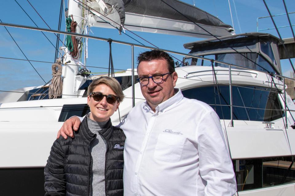 catamarani di lusso Privilège anna nowotarska