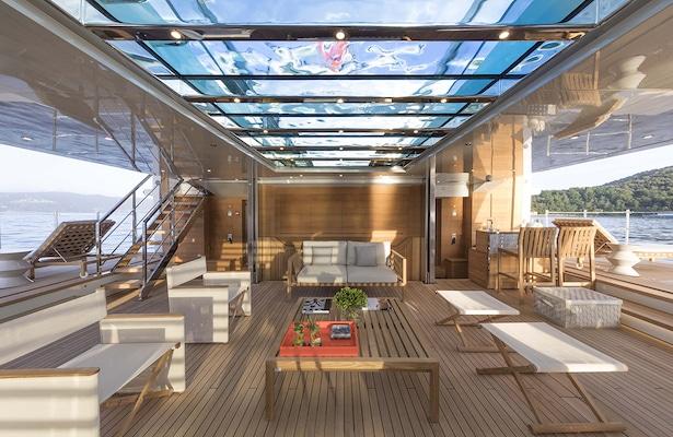 Sanlorenzo Superyacht: la fucina dell'innovazione