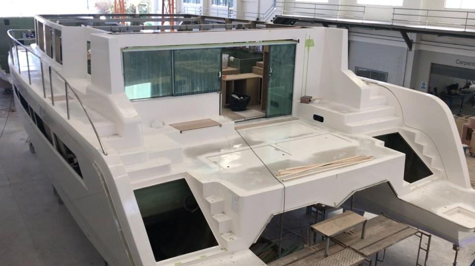 Silent Yachts, in costruzione i primi 8 catamarani elettrici ad energia solare