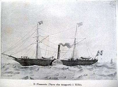 I pirovelieri dei Mille: le vecchie vele Limbardo e Piemonte