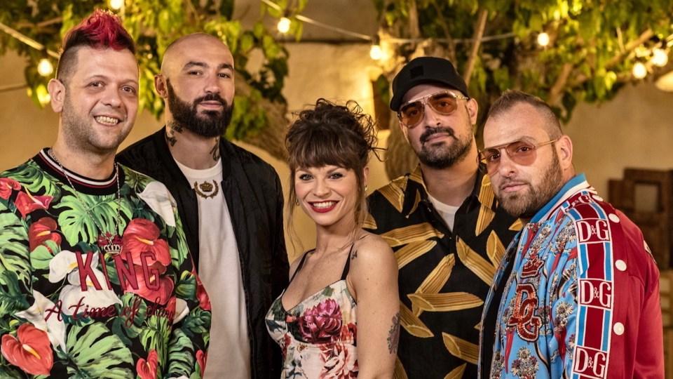 Tra Salento e Manduria Karaoke di Boomdabash e Alessandra Amoroso