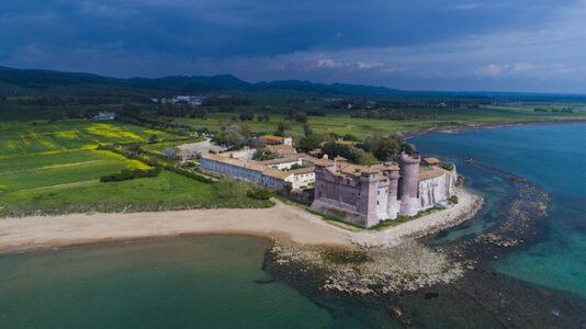 """Santa Severa: il Castello diventa un filmcon """"Shooting in The Castle"""""""