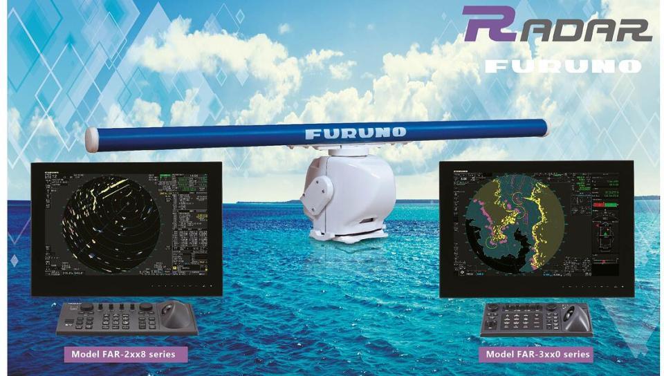 Furuno, ecco il primo radar imo-compliant solid-state x-band al mondo