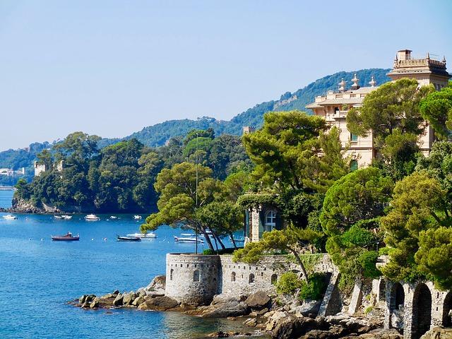 Santa Margherita Ligure, spiagge libere controllate dalla Guardia costiera