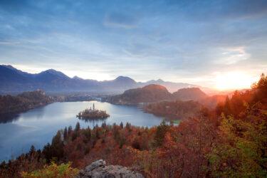 Visitate la Slovenia in modo green tra mare, montagna e buon cibo