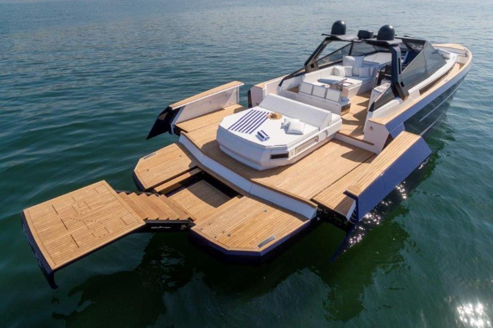 Evo Yachts presenta al grande pubblico il nuovo Evo R6 Open