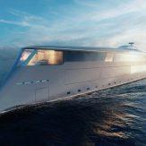yacht a idrogeno di bill gates