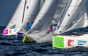 Audi Sailing Champions League Final, due voli completati nella I giornata