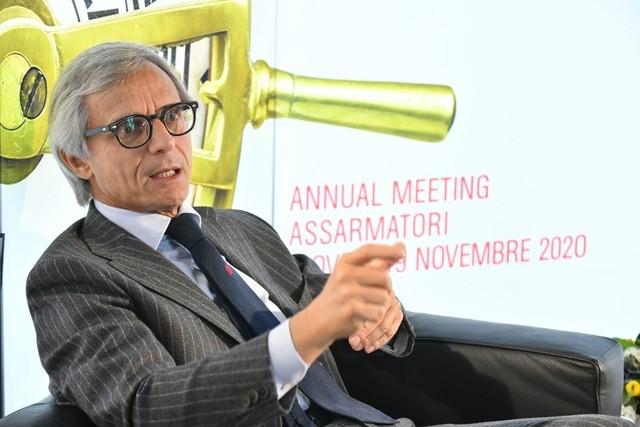 Stefano Messina lancia il nuovo Piano Marshall per il settore marittimo