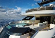 Isa Yachts GT 45 metri 4