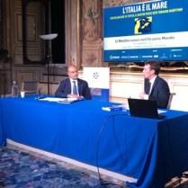 """L'Italia e il Mare, Luca Sisto: """"ridare giusta visibilità al trasporto marittimo"""""""