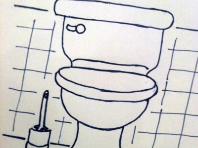 Paese che vai… La camera da bagno