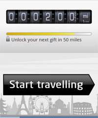 keep track of your travels