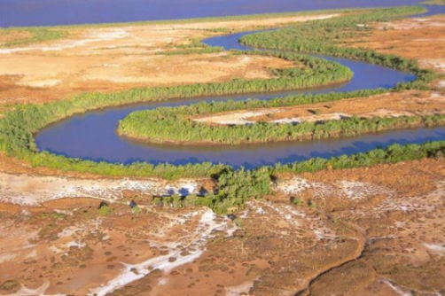 Bullo River