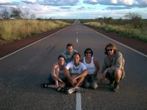 Team ontheroad AU
