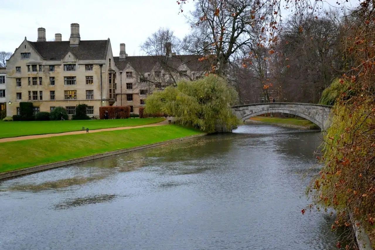 Cambridge inghilterra non solo universit ma una for Nuova architettura in inghilterra