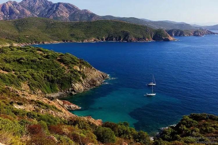 Corsica (di Terence S. Jones)