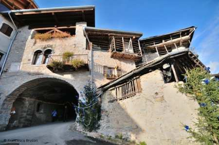 Il borgo di Rango