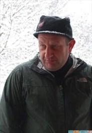 Mirco Pomarolli, sindaco di Spormaggiore e direttore del parco faunistico.