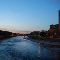 Vista sull'Adige