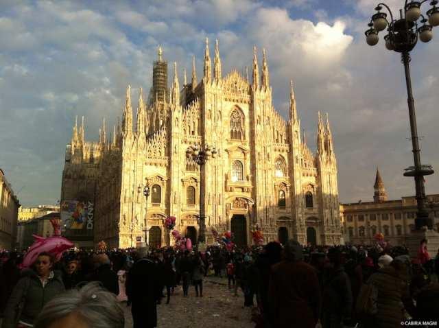 Il Duomo di Milano (foto di Cabiria Magni)
