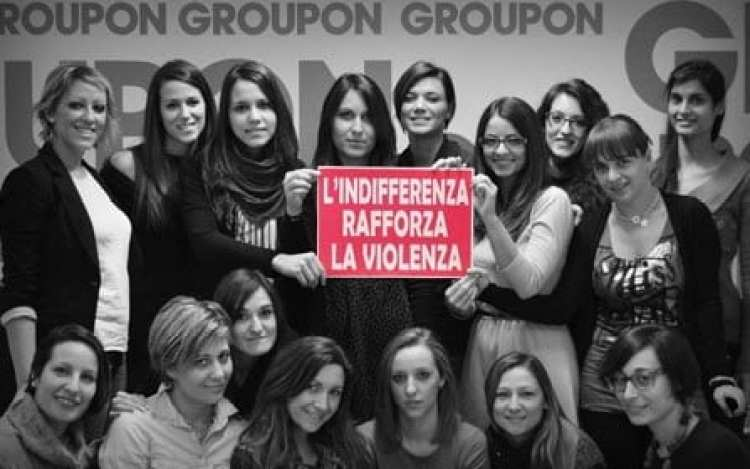 8 Marzo Groupon - Picture courtesy: Groupon