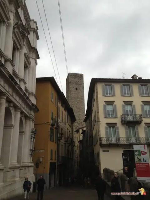 La Torre del Gombito di Bergamo