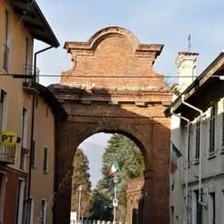 Porta della Torrazza, Biella Piazzo