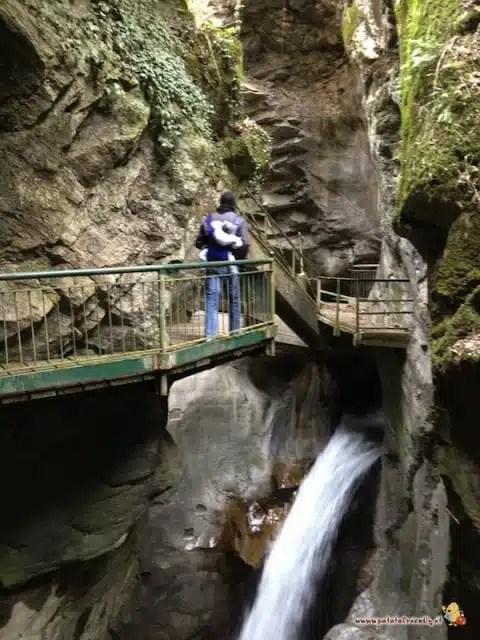 L'Orrido di Bellano: una gola scavata dal torrente