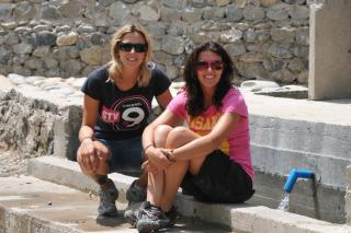Silvia Gottardi e Mariella Carimini, le Donne al volante