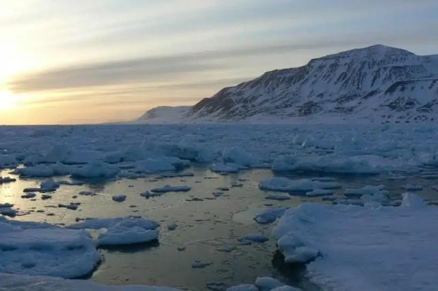 Viaggio al Polo Nord (foto di fuorifuori.org)